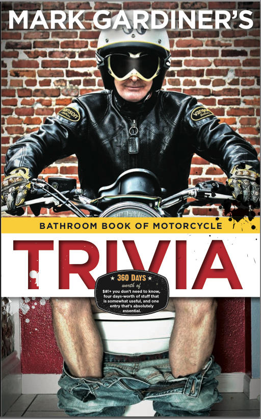 Bathroom Break Trivia Book