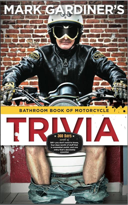 Bathroom Break Trivia Book