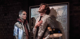 Angharad Lyddon, Sam Furness in Shadwell Opera's The Diary of One who Vanished