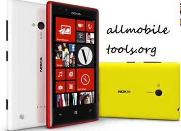 Nokia Lumia 720 RM-885 Flash File Download