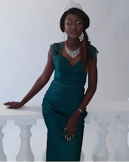 I am a beauty Queen & a born again christian - Miss Nigeria