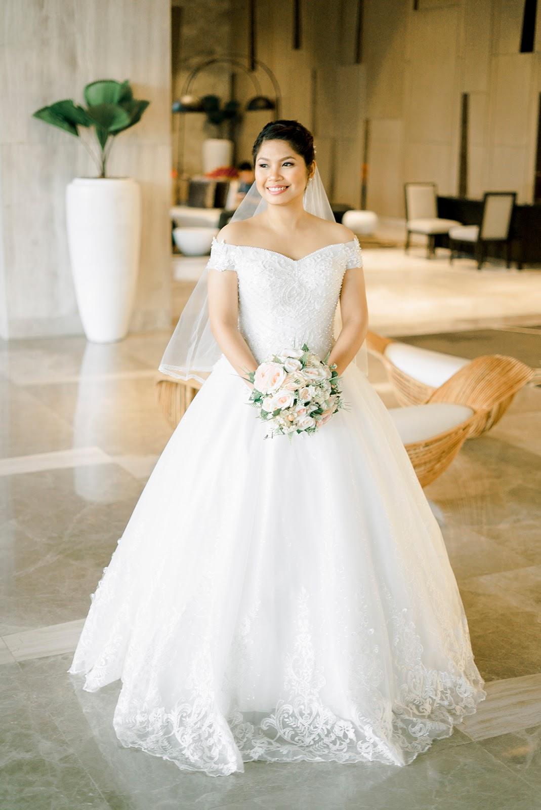 wedding gown hunt: divisoria - the blahger