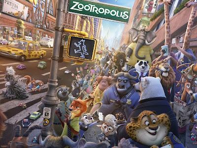 Taquilla USA: Los espectadores vuelven a decantarse por 'Zootrópolis'