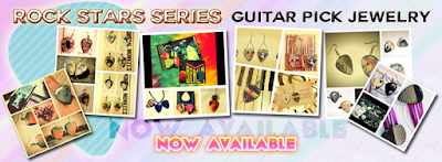 Rock Resurrection Art: Rockin' gifts for music lovers!