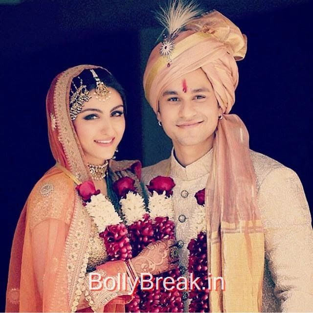 congratulations to soha ali khan and kunal khemu 💖 💖! !  wishing you both tonnes of happiness and love forever !! via @ www.bollywood.report