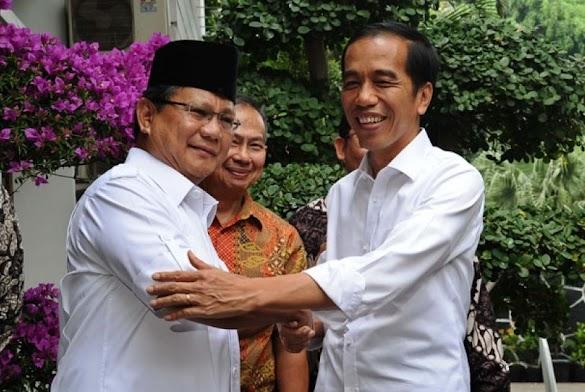 Kunci Elektabilitas Prabowo Saingi Jokowi