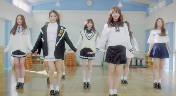 Candy Jelly Love el segundo corte del debut de LOVELYZ