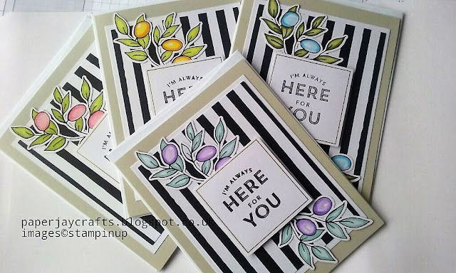 Lots of Happy Card Kit, Paperjay Crafts
