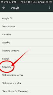 mobile me kaise setting kre ki hack na ho