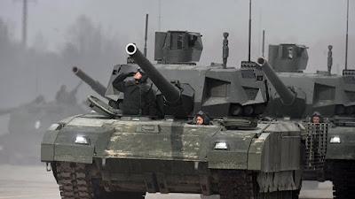دبابة - صورة أرشيفية