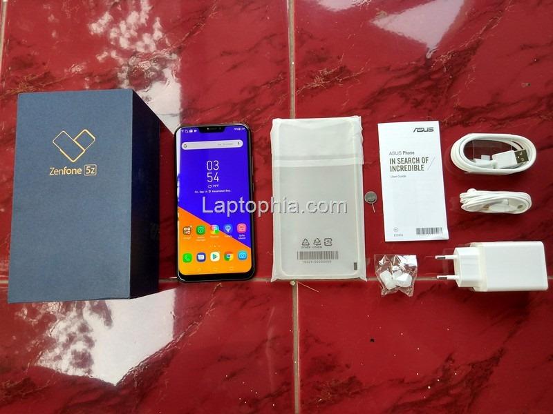 Paket Pembelian Asus Zenfone 5z