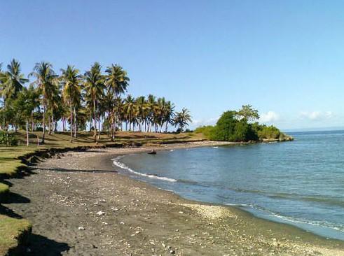 Daya Tarik Objek Wisata Pantai Baluk Rening Di Negara