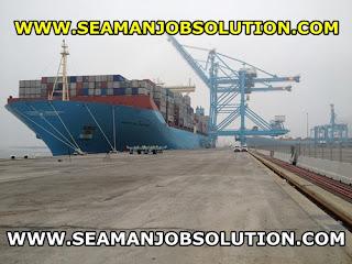 Seaman job vacancies rank ab