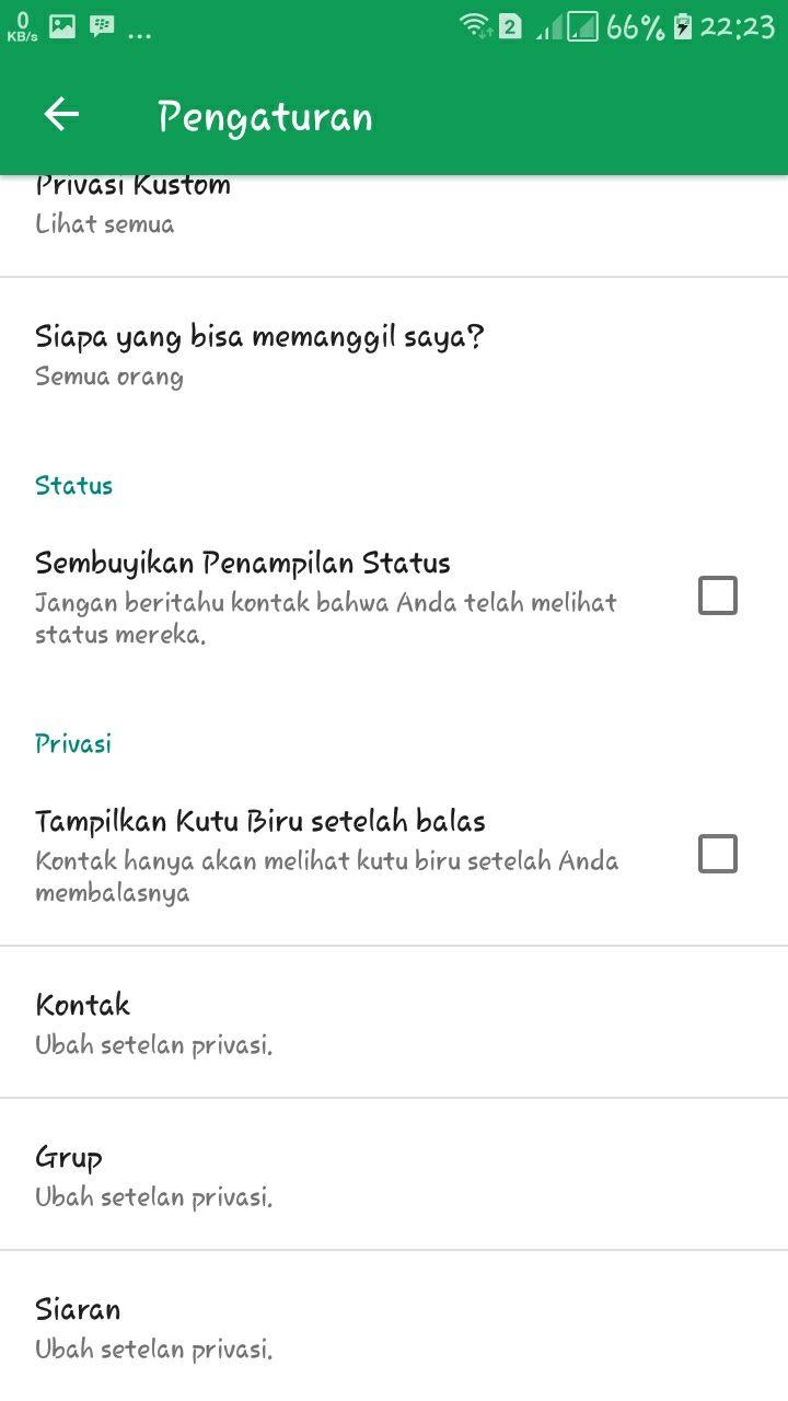 Download Apk Whatsapp Mod Versi Terbaru 2018 For Android