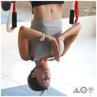 beleza, bem estar, ioga, exercício, suspensão a ar, gravidade, academias de ginástica, ginásio, formação de professores, balanço, brasil, rio, sao paulo, brasilia