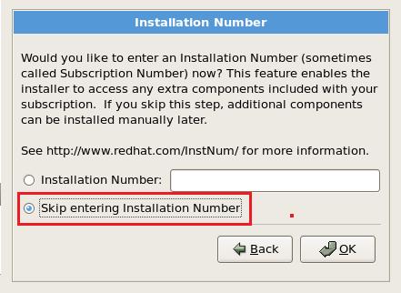 Cara install redhat 5 Entreprise