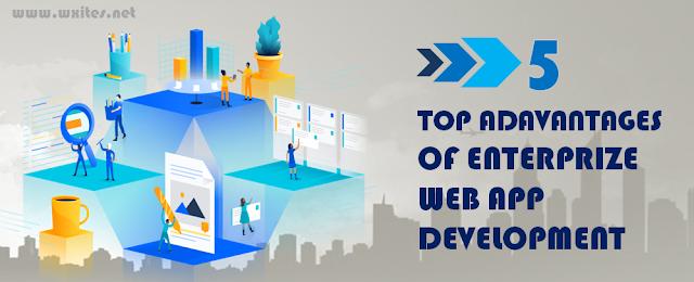 Advantages of Web development