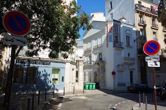 Paris : Villa des Arts, une cité d'artistes du XIXème siècle - 15 rue Hégésippe-Moreau - XVIIIème