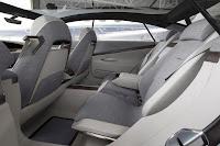 Cadillac Escala Concept (2016) Rear Seats