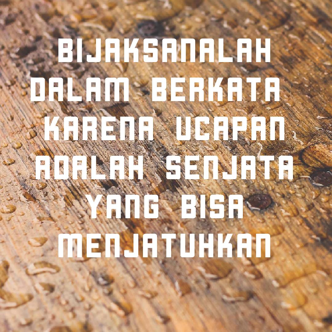 Kumpulan Kata Bijak Dan Motivasi Terbaik Islam Dan Technology