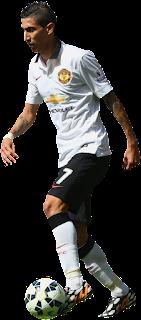 Angel Di Maria - Manchester United #1