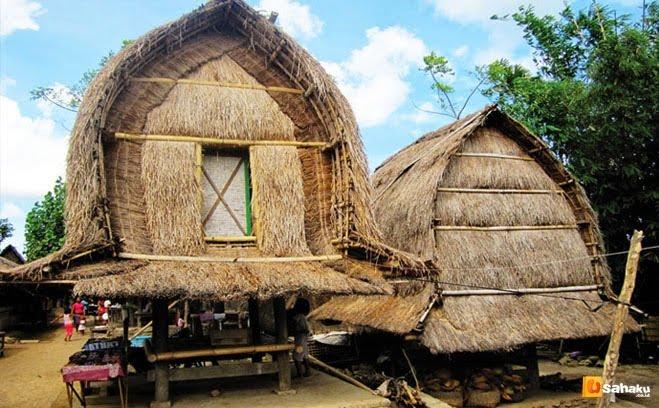 Rumah Bale Salah Satu Kekayaan Arsitektur Nusa Tenggara Barat