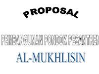 doc Contoh Proposal Pembangunan Pondok Pesantren Terbaru