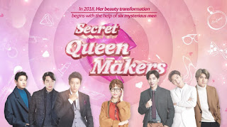 Download Web Drama Secret Queen Makers (2018) Full Episode Subtitle Indonesia