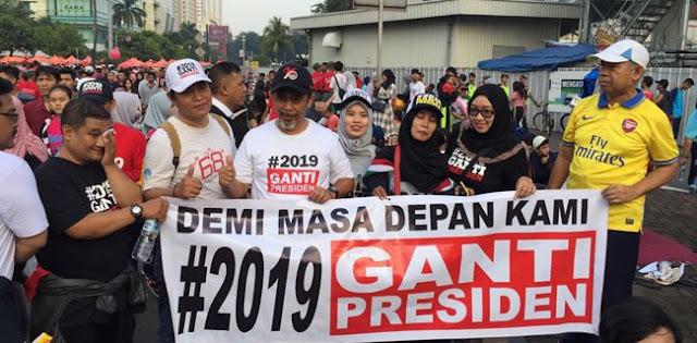Maruf Amin Masuk Cawapres Jokowi, MUI Jabar Tolak #2019GantiPresiden