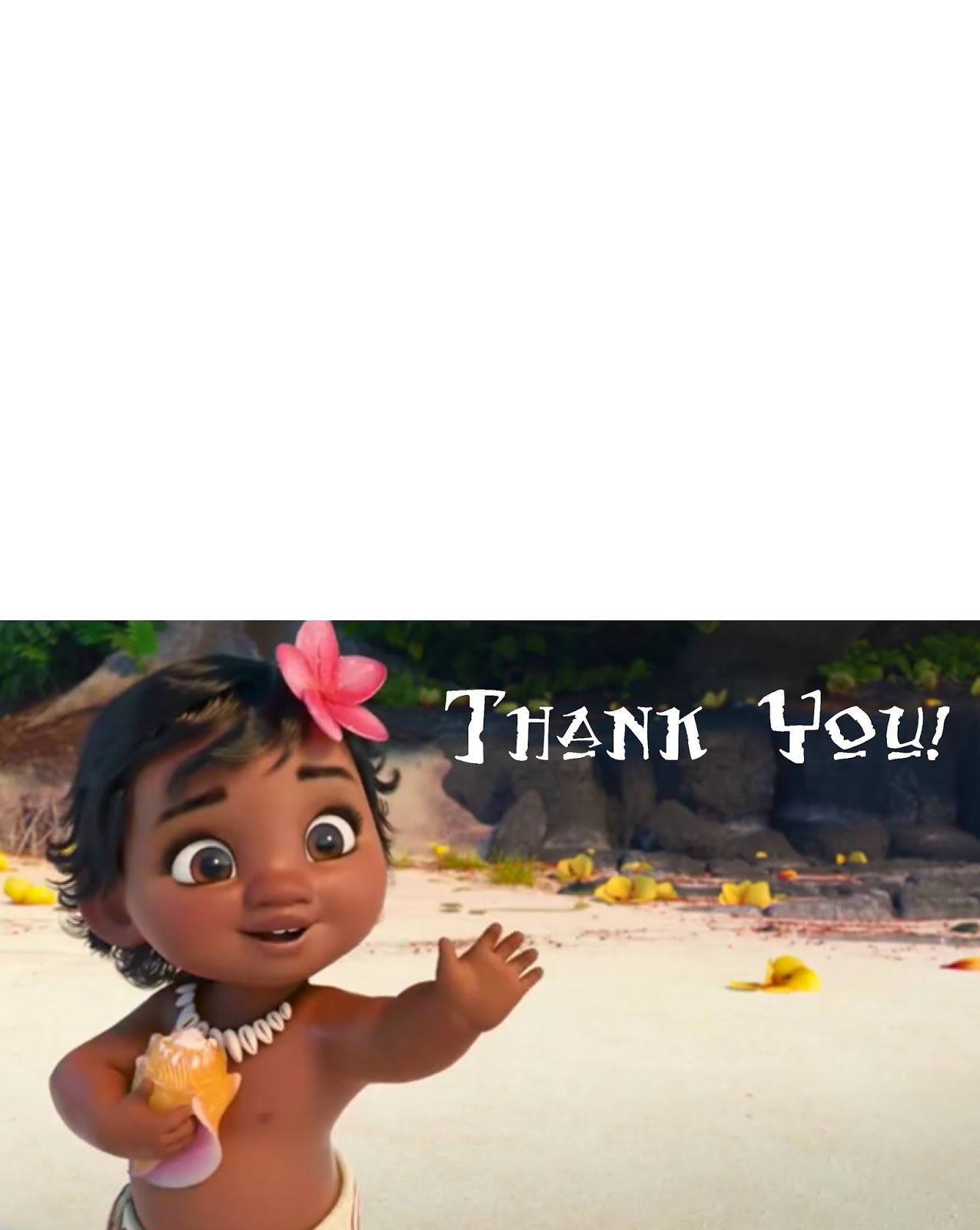 musings of an average mom moana thank you cards