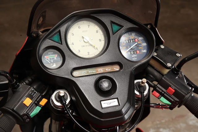 Moto Guzzi Le Mans Tail Look