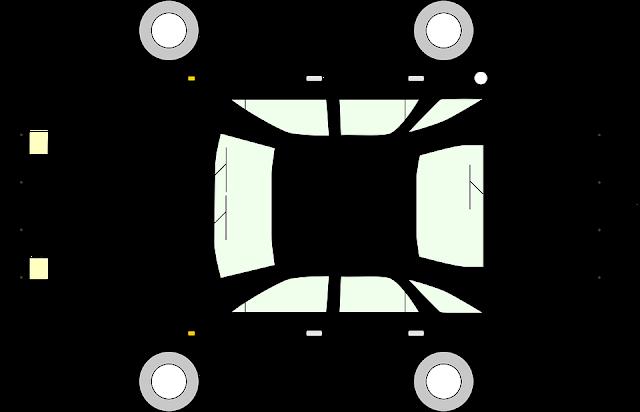 19 Recortables esc:1,32 de Transportes