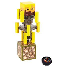 Minecraft Blaze Survival Mode Figure