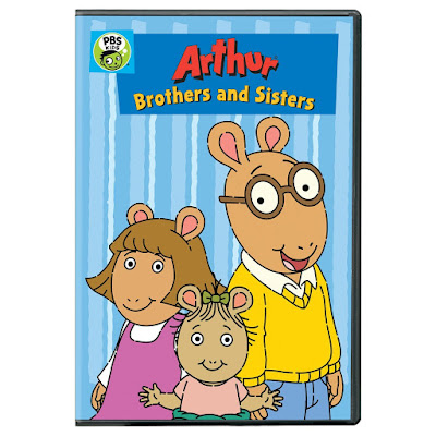New Age Mama ARTHUR BROTHERS AND SISTERS On DVD July 18th