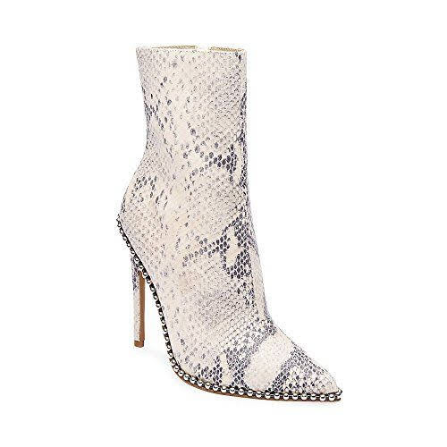 Steve Madden beaded snake print boot