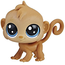 LPS Series 1 Family Pack Clicks Monkeyford (#1-141) Pet