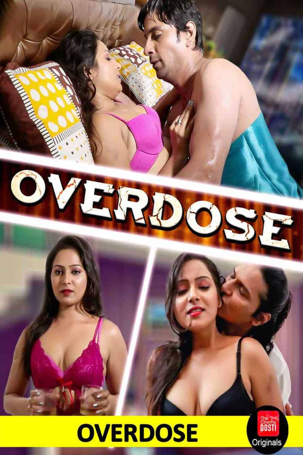 18+Overdose (2020) Hindi Short Film 720p Cinemadosti WEB-DL x264 200MB