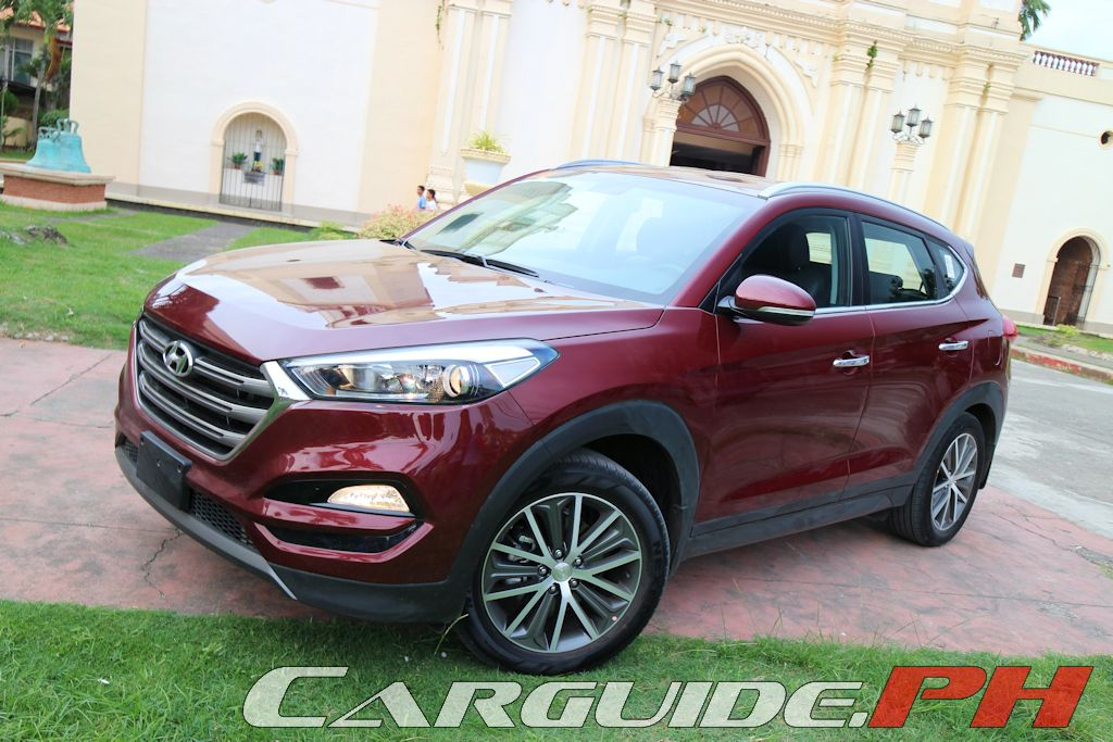 First Drive 2016 Hyundai Tucson Gls Philippine Car News Reviews Automotive Features And New Prices Carguide Ph