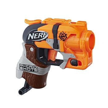 Súng Nerf Mirco Shots Zombie Hammer Shot
