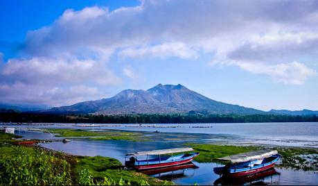 Tempat wisata danau batur kintamani di bali