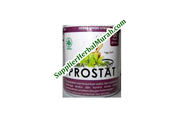 Prostat Herbal Indo Utama
