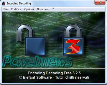 Criptare file