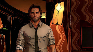 The Wolf Among Us Episode 3 PS3 Wallpaper