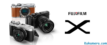 Harga Kamera Mirrorless Fujifilm