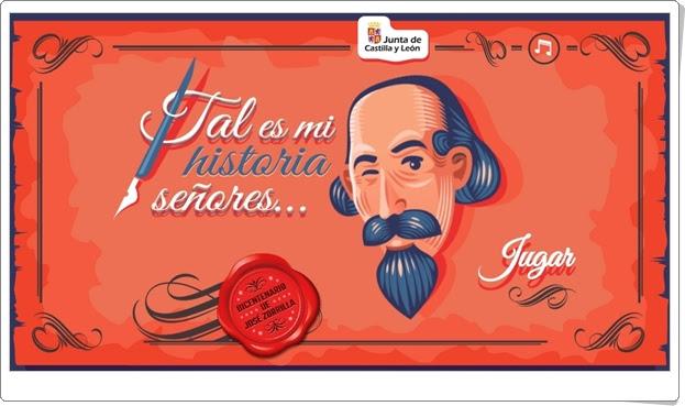 """""""Tal es mi historia señores..."""" (Bicentenario de José Zorrilla)"""