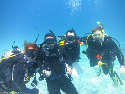 PADI IDC in May 2016 on Phuket, Thailand has been completed