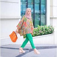 Model Baju Batik Buat Pesta Modern Terbaru