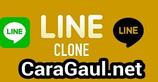 Line Clone Apk Terbaru 2018