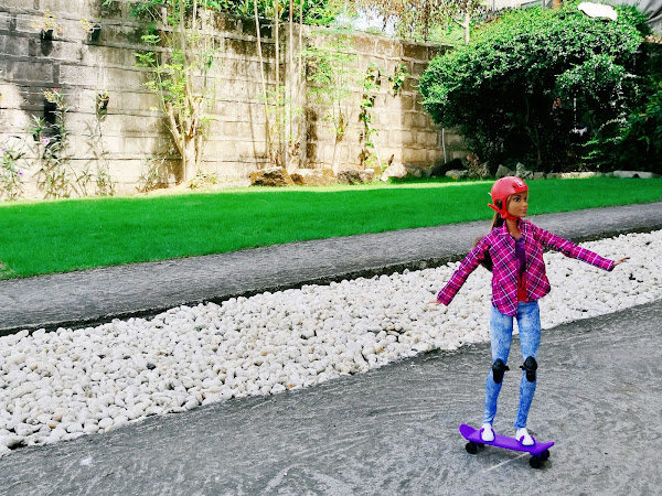 Review: Barbie® Made To Move™ Skateboarder