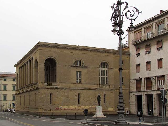 Cisternino di città, Livorno